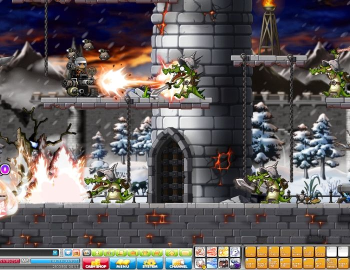 Maple Heroes Entered MapleStory This Summer