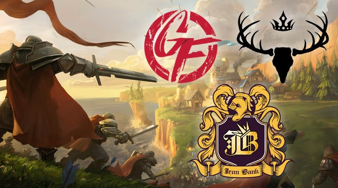 Three Promising Albion Online Guilds Will Coming