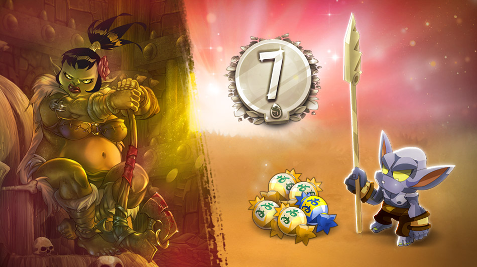 DOFUS Touch Weekly Shop Update (1/30)