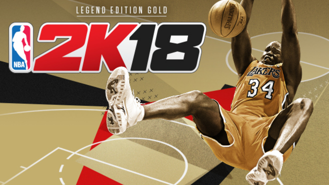 Enter The NBA 2K17 Shaq Slam Contest