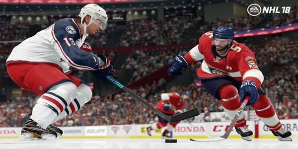 NHL 18 Standard Edition Details And New NHL 18 Game Features