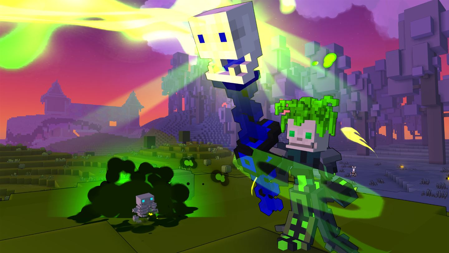 Trion World Released Latest Trove Database Update (5/23)