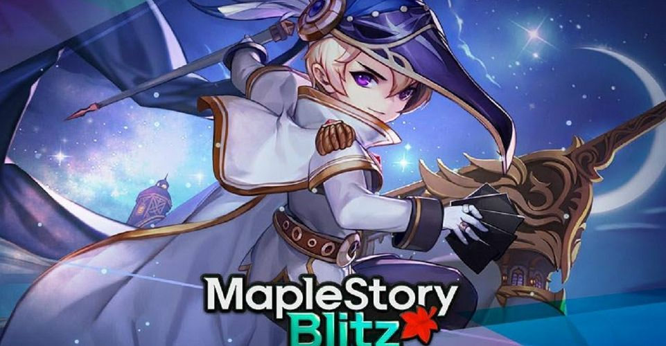 MapleStory Blitz Is Considered By Many To Be A Very Tactical MOBA Version