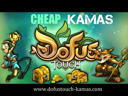 Get Items Using Dofus Touch Kamas Bought From DofusTouch-Kamas