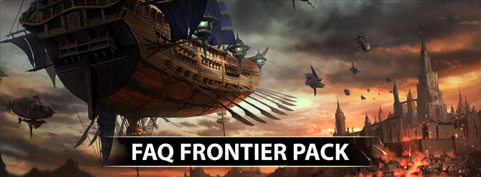 MU Legend - Items From Frontier Packs Are Attached To One Character