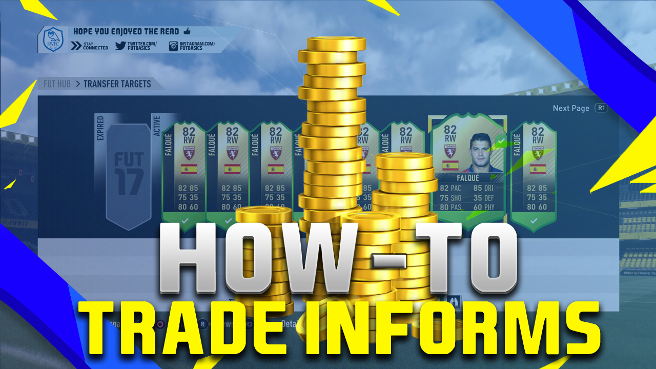 FIFA 17 IF trading methods