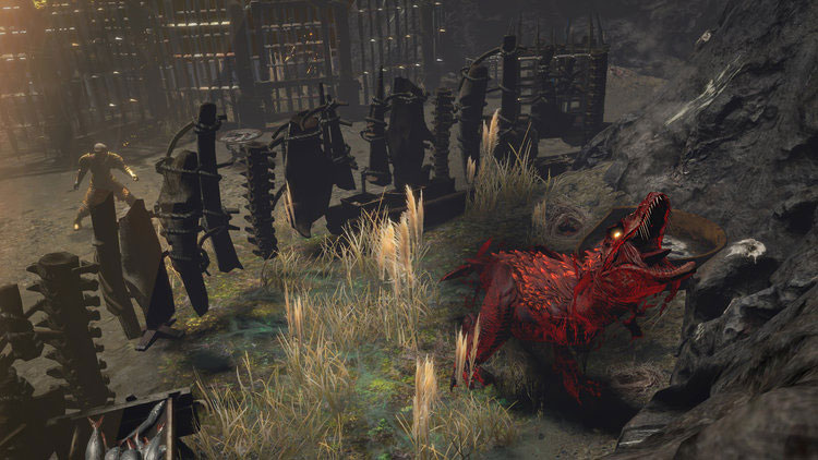 Path Of Exile - Patch Increases The Incidence Of Rare Spirit Beasts