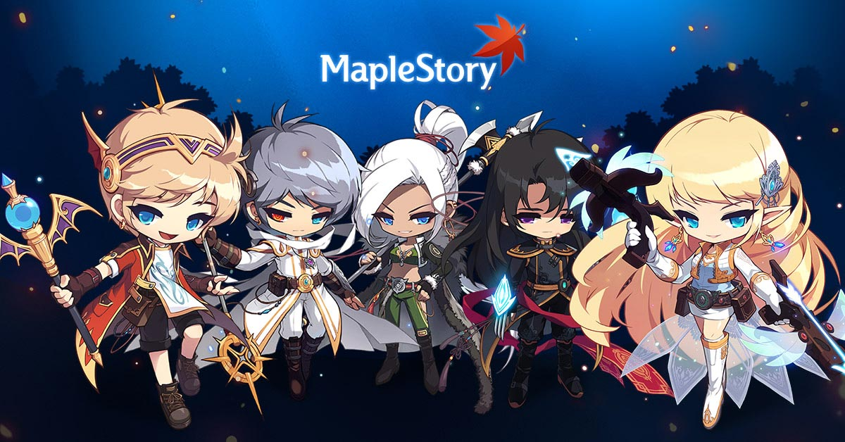 More And More Young Gamers Play MapleStory This Summer