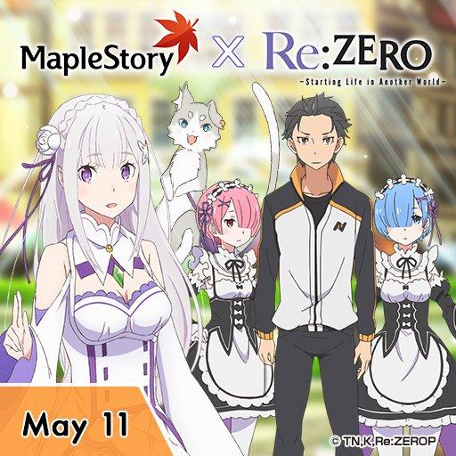 maplestory re zero guide