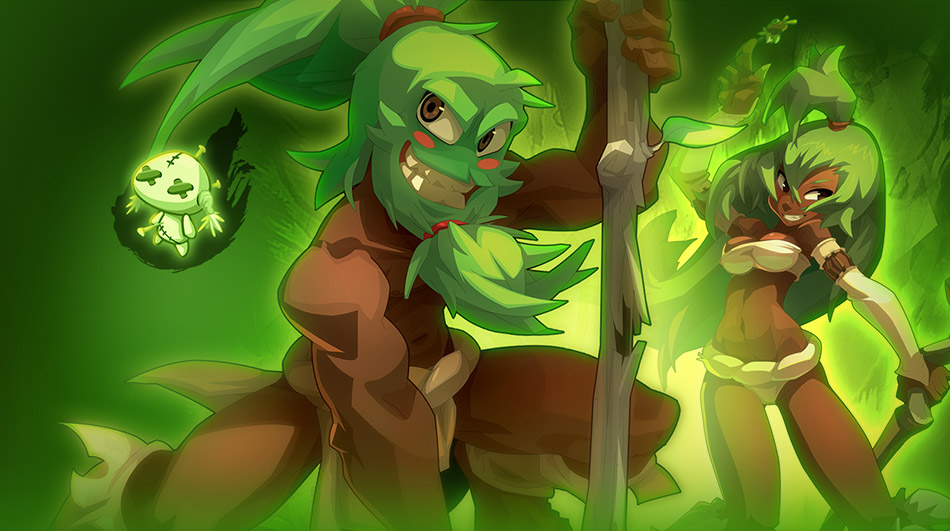 How To Revamping Sadidas With Its Spells In DOFUS Touch