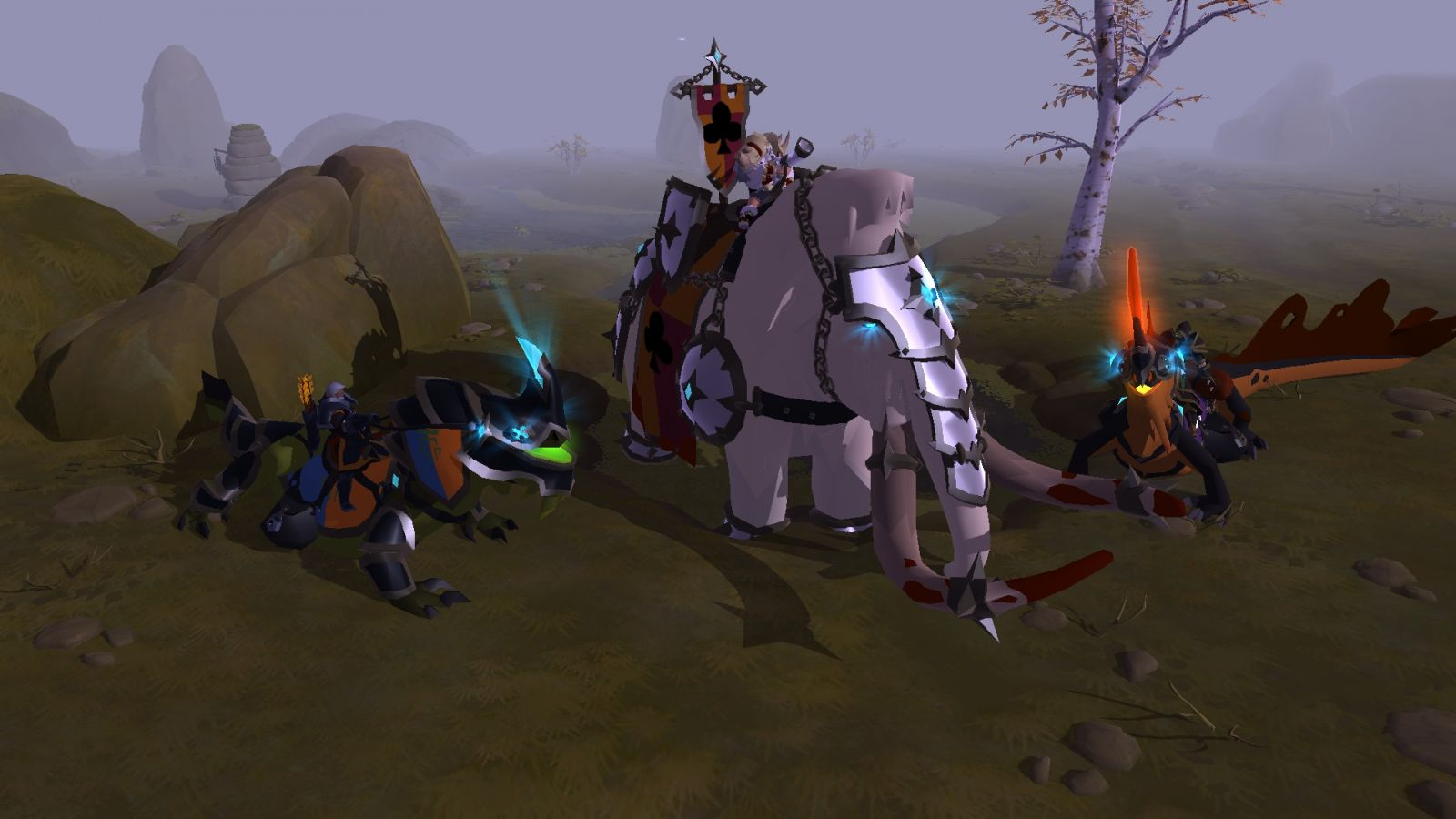 Kay Update Will Add Three Battle Mounts To Albion Online