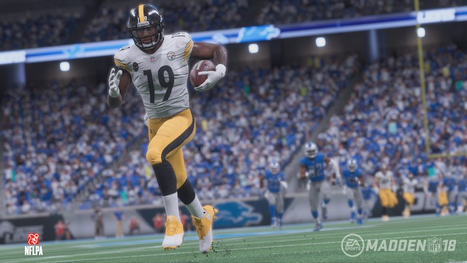 Madden 18 - NFL Is Flying The Egg Again