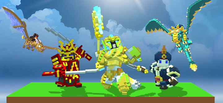 Trove - New Collectables Will Come To Megalithic