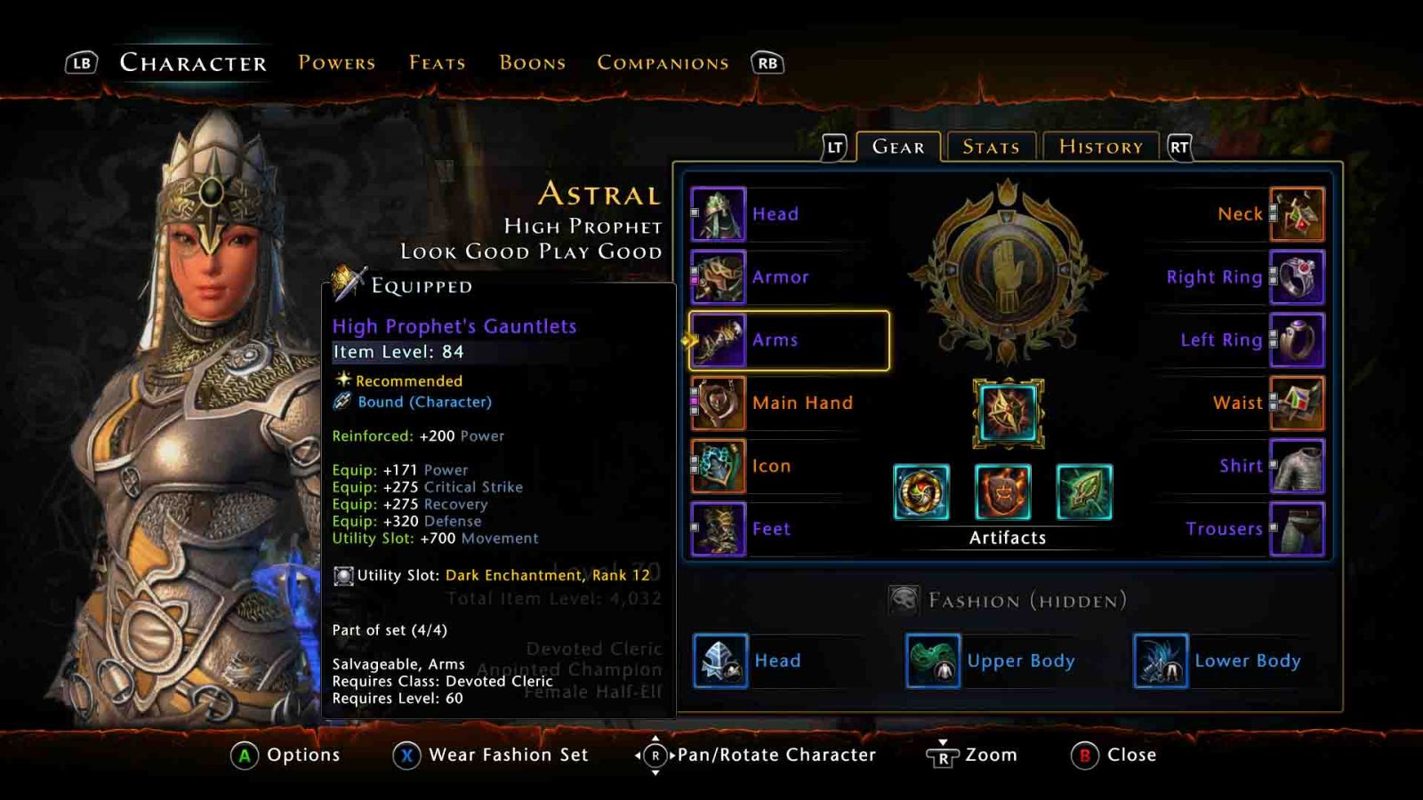 Neverwinter Grind for the New Gear