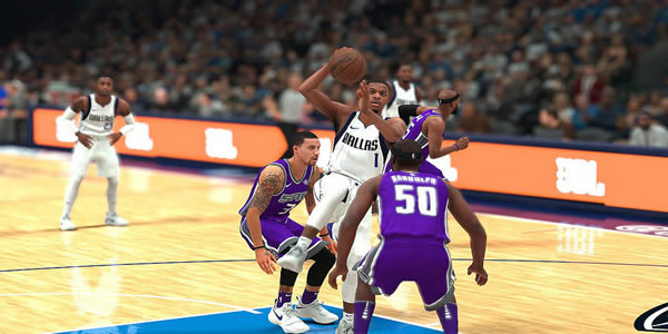 NBA 2K18 Comes Back This Year With A Bunch Of Modes