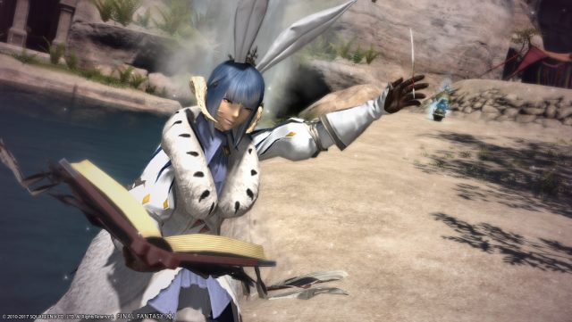 The Secret Final Encounter of Omega Savage in Final Fantasy XIV