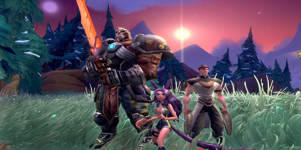 WildStar Features Colorful Graphics And Massive Content