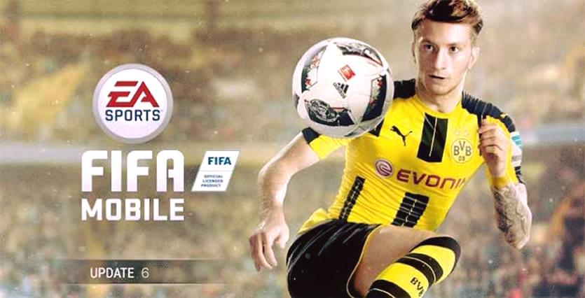 FIFA Mobile Update 6