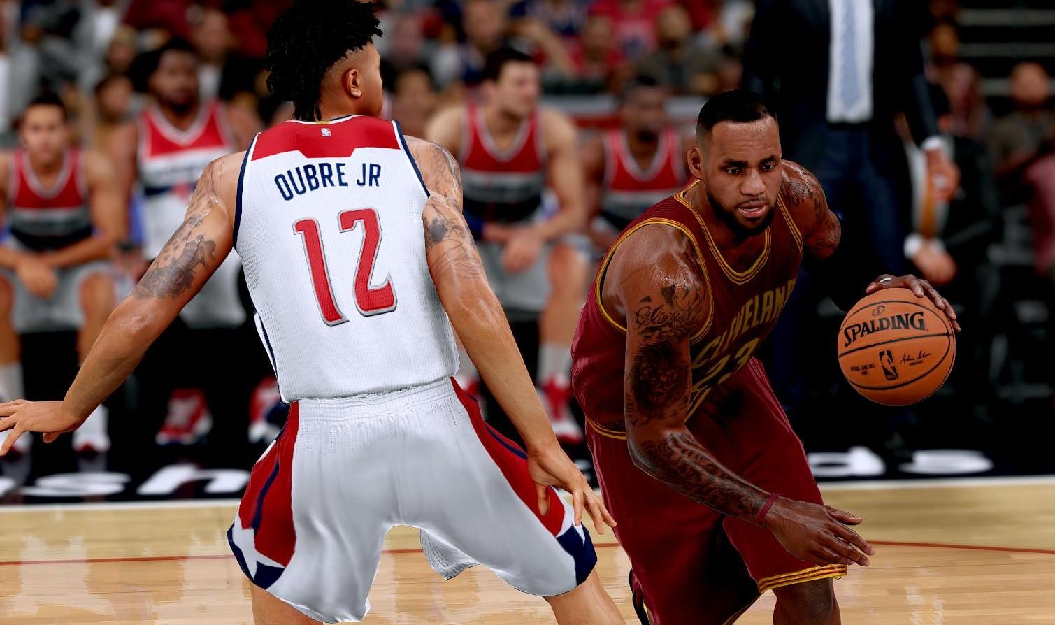 NBA 2K17 Online