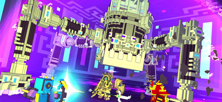 Trove Upgraded New Shadow Tower Reward System