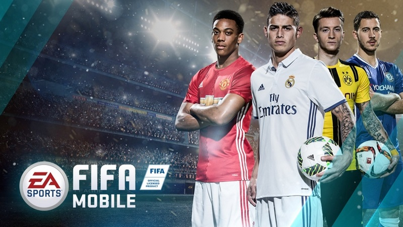 Player Counts For FIFA Series With FIFA Mobile