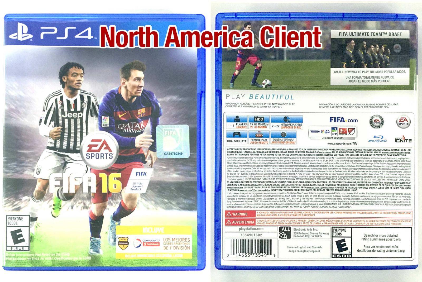North America Client