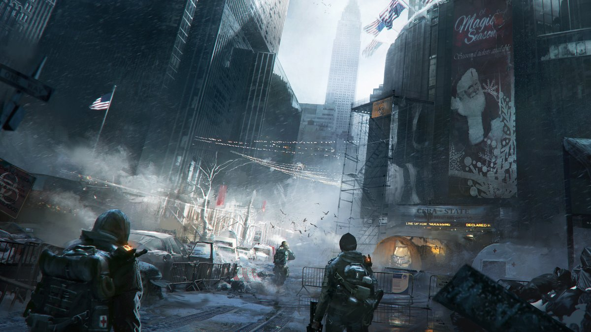 The Division DIRECTX12 support