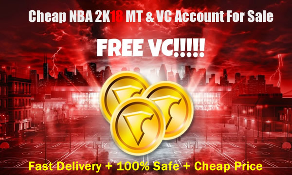 Cheap NBA 2K18 MT Are Introduced By U4NBA For NBA 2K Fans