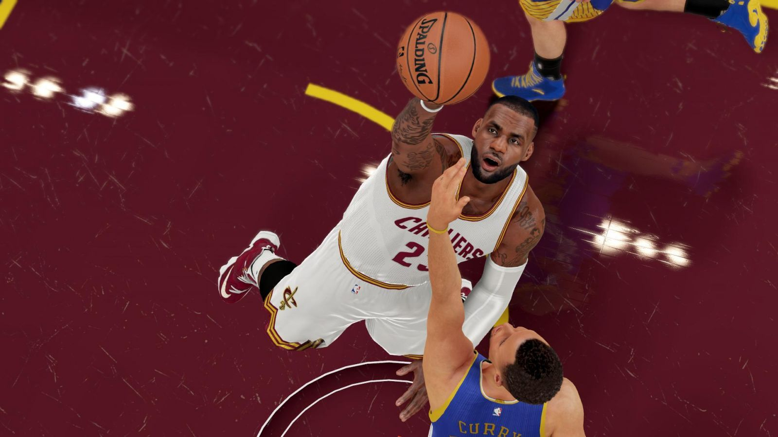 NBA 2K17 Tips On Getting Offensive Boards When You Have A Slow Player