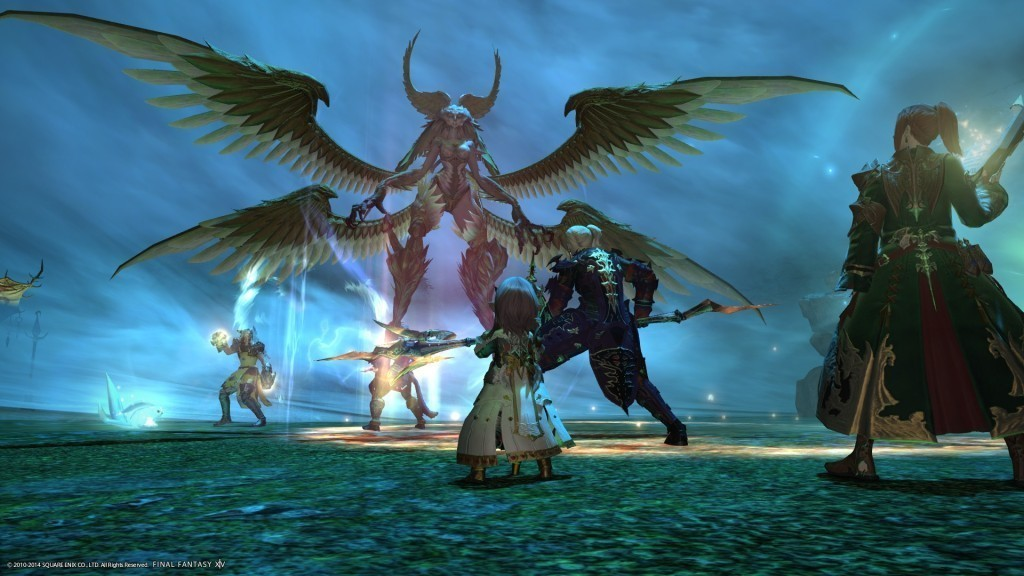 FFXIV - Rumors About Bans After Using The Ungarmax Limit Break Glitches
