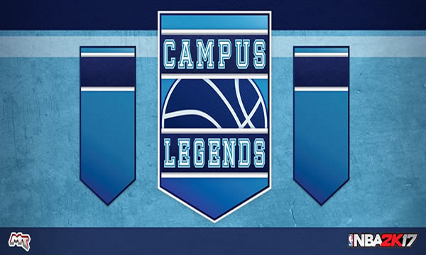 Campus Legends Pack Available Now In NBA 2K17 MyTEAM