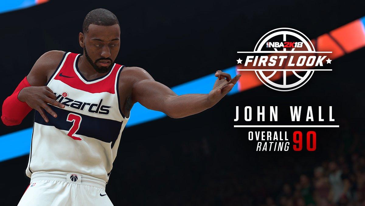 NBA 2K18: Take A Look At This Year's Draft Class - u4nba com