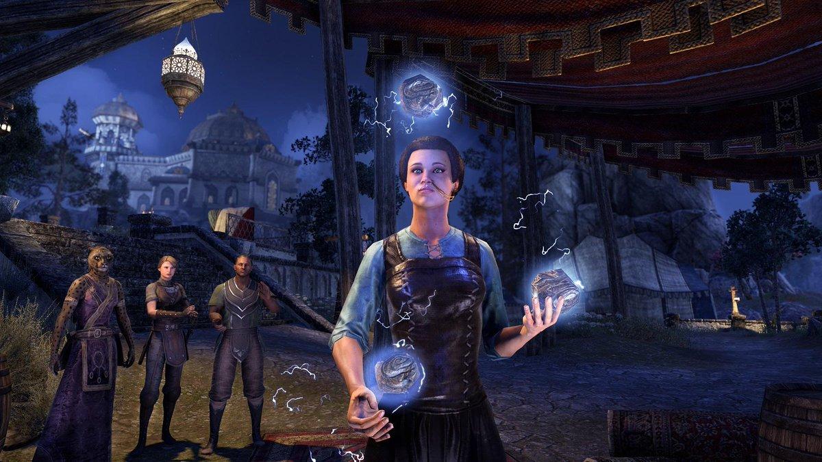 The Last Day To Enjoy Big Sales In The Elder Scrolls Online