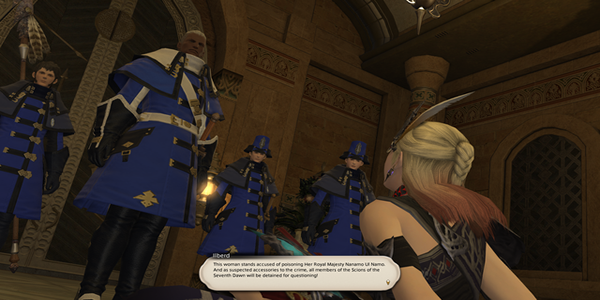 Final Fantasy XIV: The Next Big News Of Patch 4.2 Is The Inventory Update