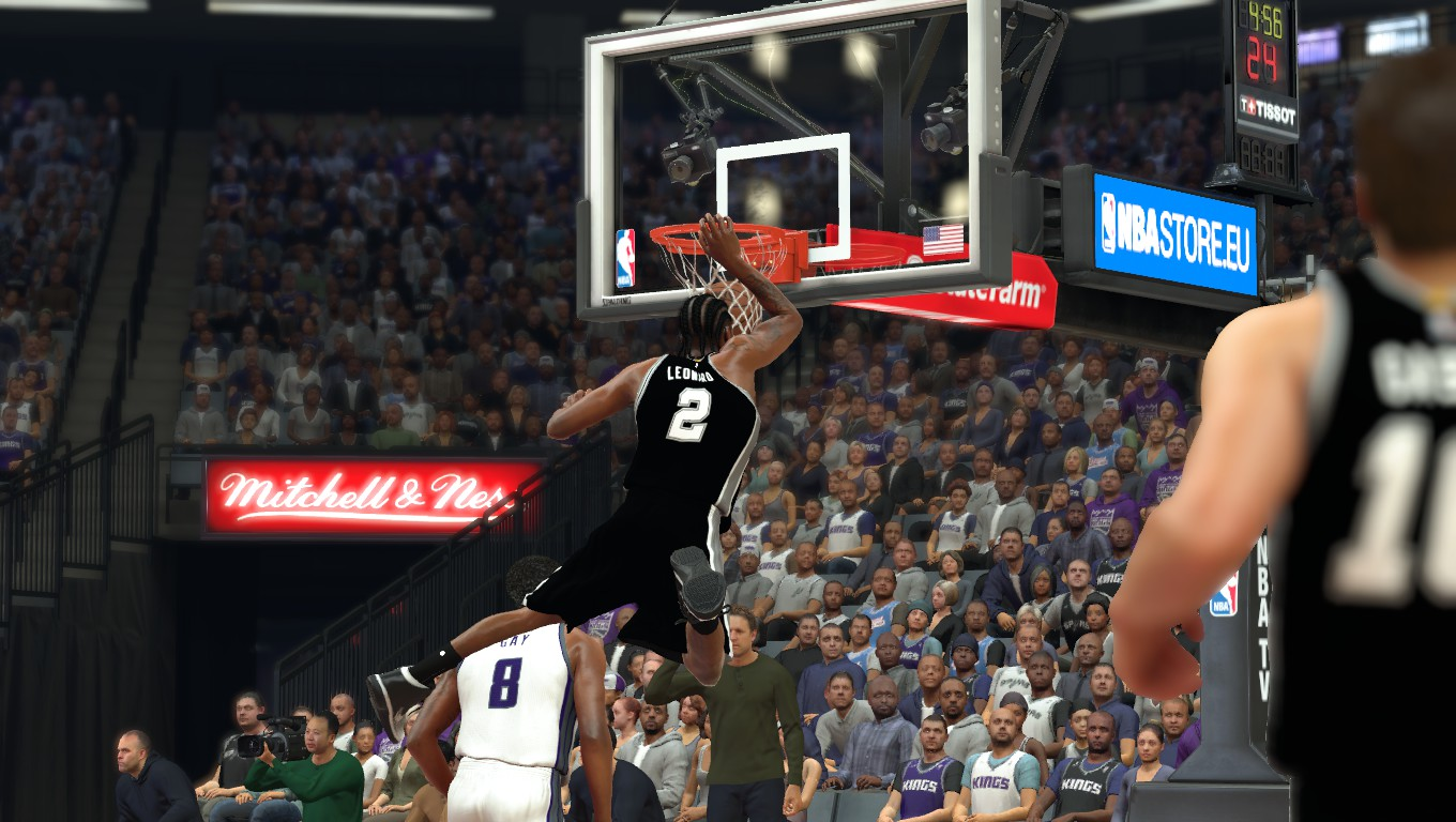 NBA 2K17 Trade Roster Update Contains All Of Recent Trades