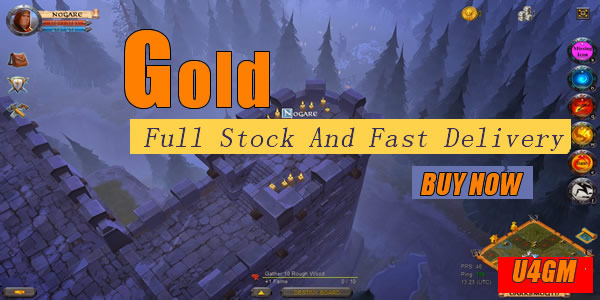 U4GM Was Appreciated by Most Of Gamers: Selling Cheap Albion Gold
