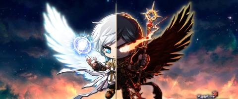 Luminous Will Be One Available Character in MapleStory