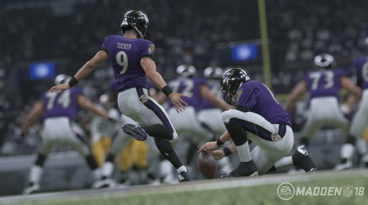 Madden NFL 18 Review Of Game System
