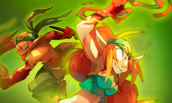 DOFUS Touch: How To Build A Strength Sacrier