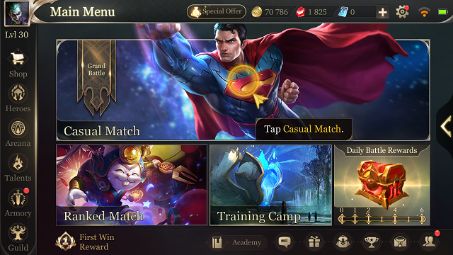Arena Of Valor Account