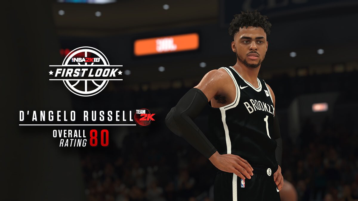 NBA 2K18: Player Ratings, New Game Features And More - u4nba.com