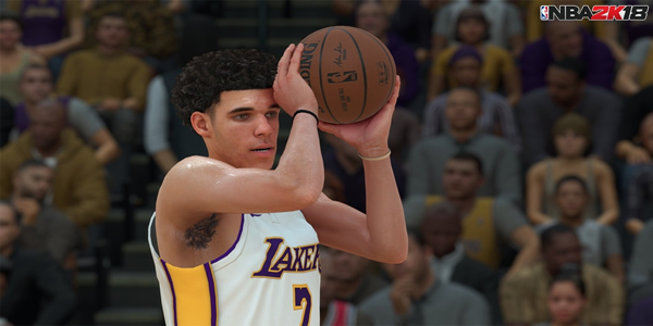 NBA 2K18 Has Highlighted Its Position As The Hoops Game