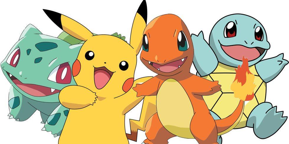 pokemon in pokemon go
