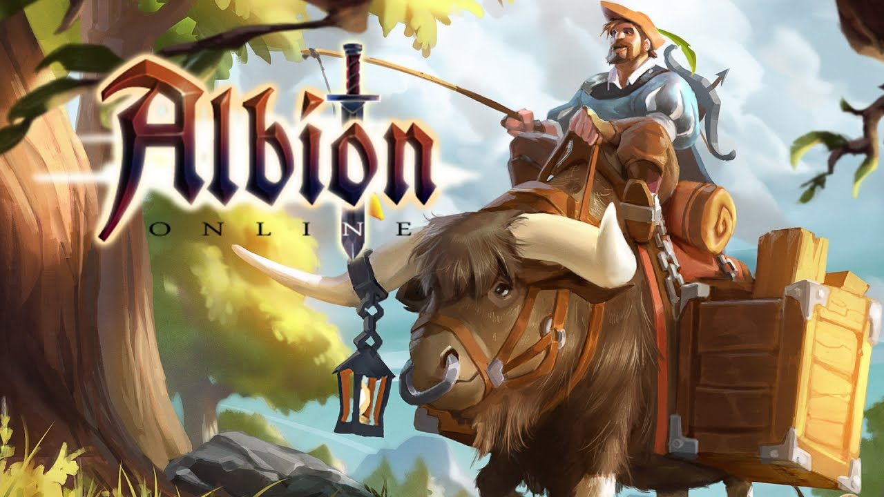 Albion Online Is The Most Mobile MMORPG In Extreme Gamers