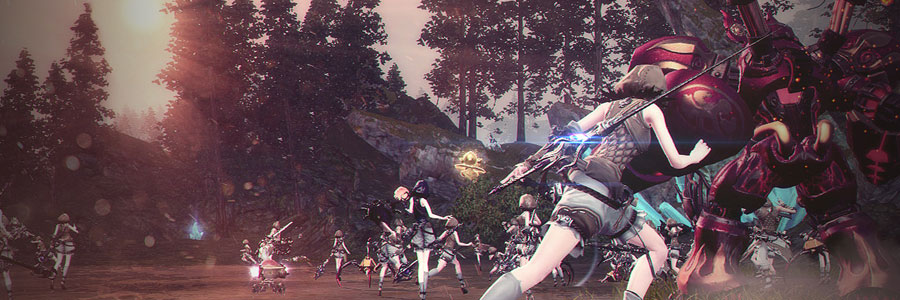 Revelation Online Battle