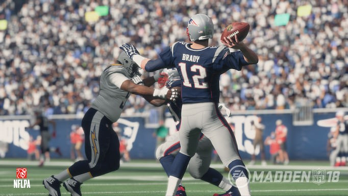 Choose Madden 18 Skill Levels Between Three Playstyles