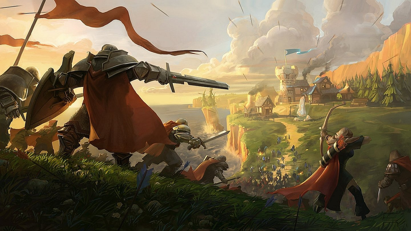 How To Discover PVE In Albion Online - upalbion com