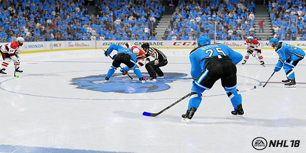 NHL 18: You Can Now Choose To Play Authentic 3-on-3 Full Matches