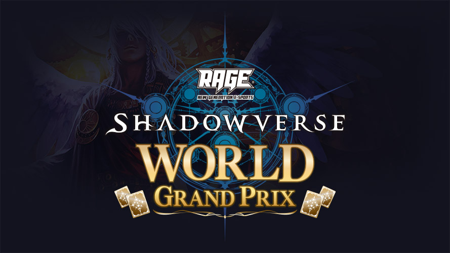 Shadowverse: Deadlines And Dates For The World Grand Prix