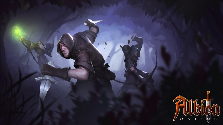 New Albion Online Trailer: Where Are Your Limits